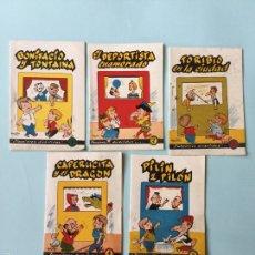 Libros de segunda mano: FUNCIONES DIVERTIDAS DE TEATRO INFANTIL -COMPLETA-SABATÉS. Lote 55907935