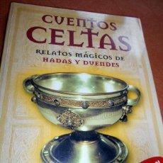 Libros de segunda mano: CUENTOS CELTAS. Lote 56053118