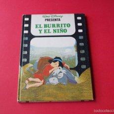Libros de segunda mano - WALT DISNEY PRESENTA: EL BURRITO Y EL NIÑO - CLUB INTERNACIONAL DEL LIBRO - 56156891