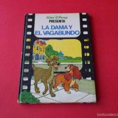 Libros de segunda mano - WALT DISNEY PRESENTA: LA DAMA Y EL VAGABUNDO - CLUB INTERNACIONAL DEL LIBRO - 56157812
