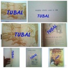 Libros de segunda mano: LIBRO CUENTOS POPULARES AFRICANOS MOLINO 1ª ED BUEN ESTADO 750 GRAMOS 1945. Lote 56187638