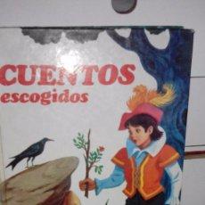 Libros de segunda mano: CUENTOS ESCOGIDOS. VOL. VI. EDICIONES SUSAETA 1979. Lote 56238748