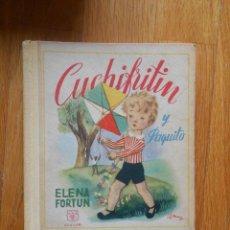 Libros de segunda mano: ELENA FORTUN, CUCHIFRITIN, Y PAQUITO, AGUILAR. Lote 56253001