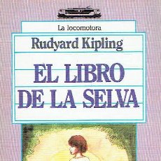 Libros de segunda mano: EL LIBRO DE LA SELVA. - RUDYARD KIPLING.. Lote 56356787