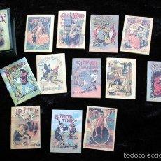 Libros de segunda mano: LOS CUENTOS DE CALLEJA - CUENTOS DE MAGOS Y DUENDES - 12 EN UN ESTUCHE - MERLIN - MAGO .... Lote 56380264