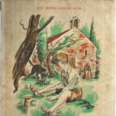 Libros de segunda mano: MARCELINO PAN Y VINO. JOSÉ MARÍA SÁNCHEZ SILVA. EDITORIAL CIGÜEÑA. MADRID. 1955. Lote 56386058