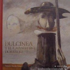 Libros de segunda mano: DULCINEA Y EL CABALLERO DORMIDO/GUSTAVO MARTÍN GARZO; ILUSTRACIONES DE PABLO AULADELL - EDELVIVES. Lote 56395166