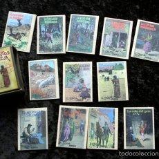 Libros de segunda mano: LOS CUENTOS DE CALLEJA - CUENTOS ENTRAÑABLES - 12 CUENTOS DENTRO DE UN ESTUCHE - . Lote 56396971
