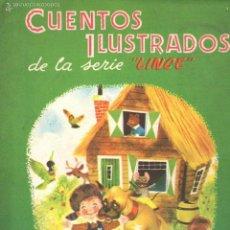 Libros de segunda mano: CUENTOS ILUSTRADOS DE LA SERIE LINCE Nº 1 (EDITORIAL ROMA, 1961). Lote 56462736