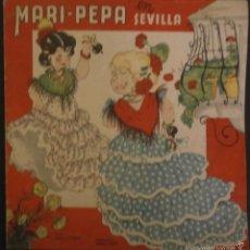 Libros de segunda mano: MARI PEPA EN SEVILLA.- TEXTO, EMILIA COTARELO. ILUSTRACIONES , MARIA CLARET.. Lote 56573210
