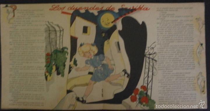 Libros de segunda mano: MARI PEPA EN SEVILLA.- TEXTO, EMILIA COTARELO. ILUSTRACIONES , MARIA CLARET. - Foto 2 - 56573210