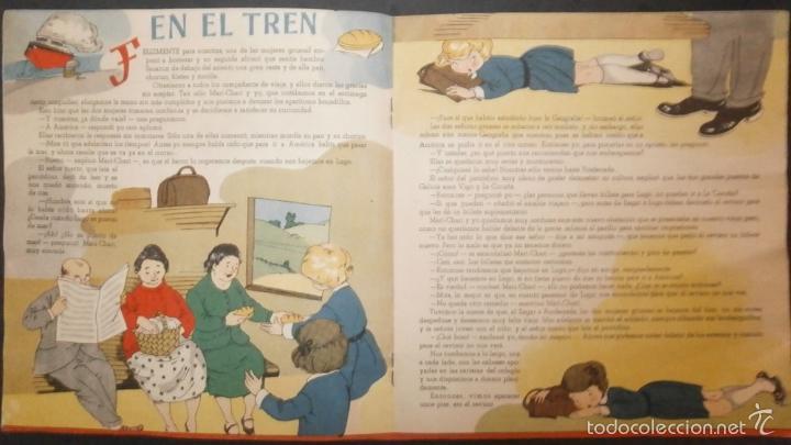 Libros de segunda mano: MARI PEPA NAVEGANTE.- TEXTO, EMILIA COTARELO. ILUSTRACIONES , MARIA CLARET. - Foto 2 - 56573884