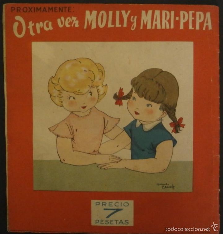 Libros de segunda mano: MARI PEPA NAVEGANTE.- TEXTO, EMILIA COTARELO. ILUSTRACIONES , MARIA CLARET. - Foto 3 - 56573884