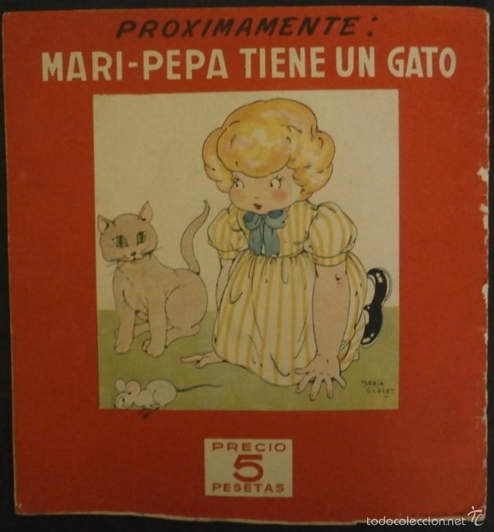 Libros de segunda mano: MARI PEPA VUELVE AL COLEGIO.- TEXTO, EMILIA COTARELO. ILUSTRACIONES , MARIA CLARET. - Foto 3 - 56574131