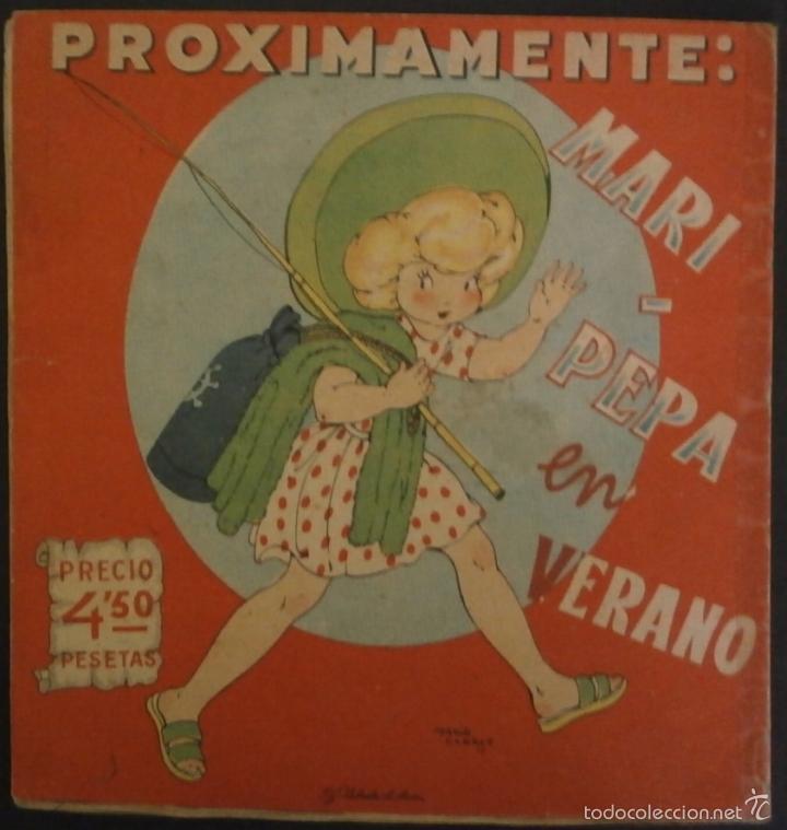 Libros de segunda mano: LAS CALABAZAS DE MARI PEPA.- TEXTO, EMILIA COTARELO. ILUSTRACIONES , MARIA CLARET. - Foto 3 - 56574276