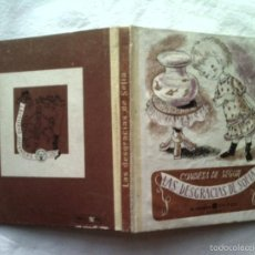Libros de segunda mano: 1ª ED CUENTO LAS DESGRACIAS DE SOFIA CONDESA DE SEGUR AGUILAR 350 GRS . Lote 56620209