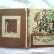 Libros de segunda mano: CUENTO POBRECITO BLAS CONDESA DE SEGUR AGUILAR 350 GRS. Lote 56633008