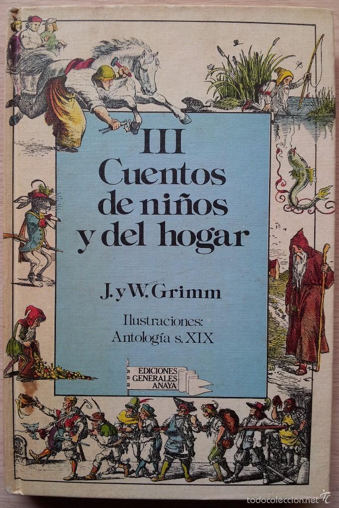 Cuentos de ni os y del hogar iii j y comprar libros de cuentos en todocoleccion - Cosas del hogar de segunda mano ...