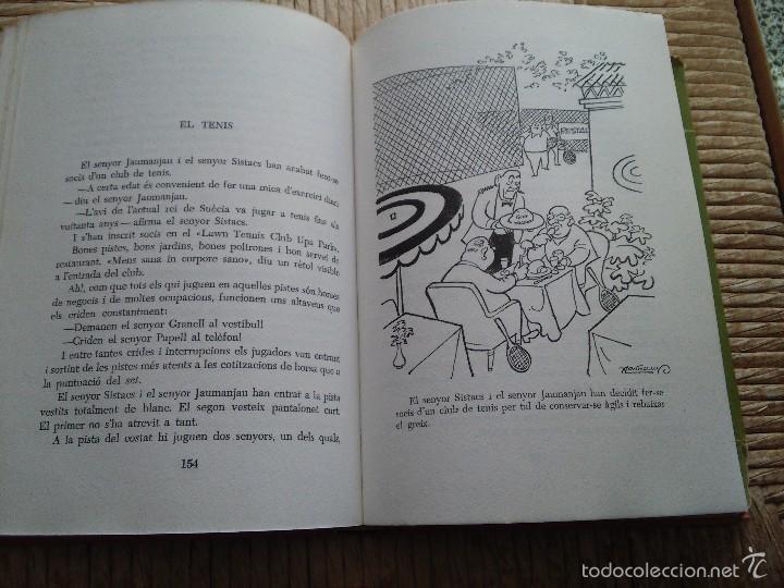 Libros de segunda mano: LA FAMILIA SISTACS - VALENTI CASTANYS - AÑO 1965 - EDICIONES DESTINO - Foto 5 - 56650671