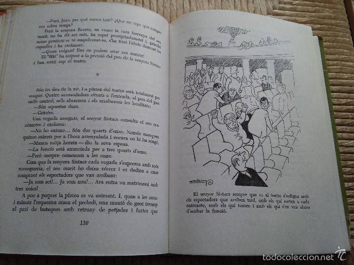 Libros de segunda mano: LA FAMILIA SISTACS - VALENTI CASTANYS - AÑO 1965 - EDICIONES DESTINO - Foto 6 - 56650671