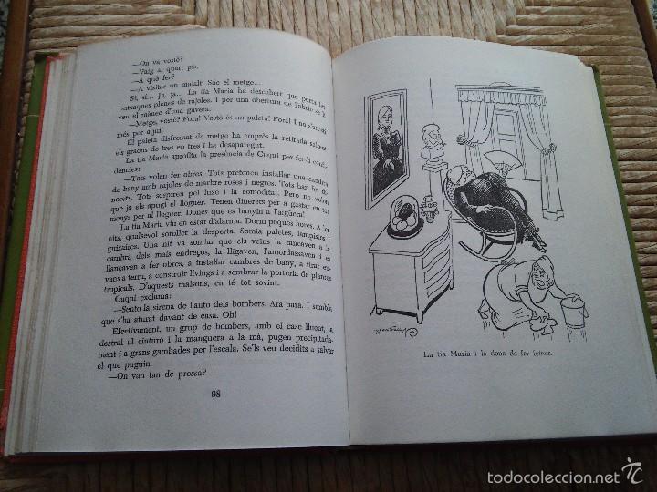 Libros de segunda mano: LA FAMILIA SISTACS - VALENTI CASTANYS - AÑO 1965 - EDICIONES DESTINO - Foto 7 - 56650671