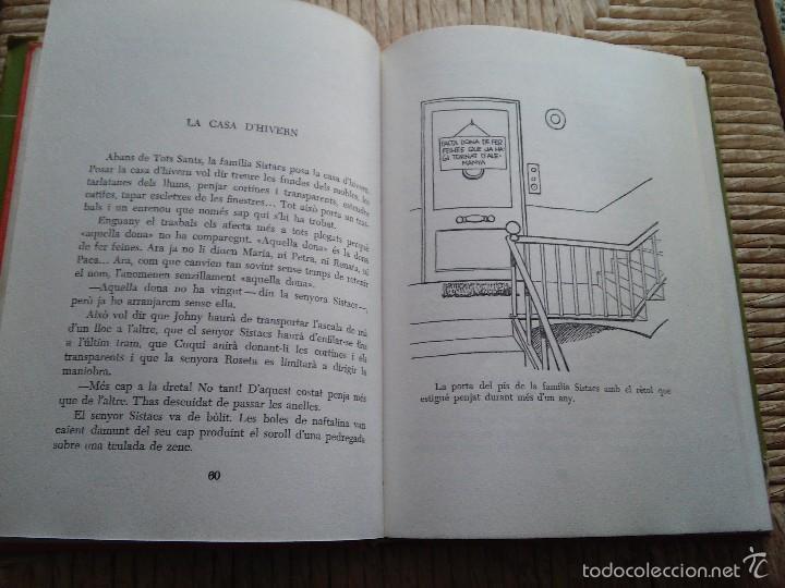 Libros de segunda mano: LA FAMILIA SISTACS - VALENTI CASTANYS - AÑO 1965 - EDICIONES DESTINO - Foto 8 - 56650671