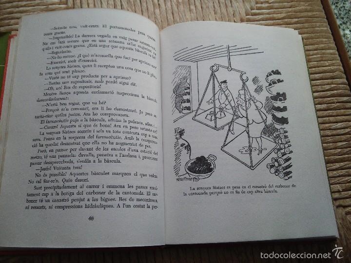 Libros de segunda mano: LA FAMILIA SISTACS - VALENTI CASTANYS - AÑO 1965 - EDICIONES DESTINO - Foto 9 - 56650671