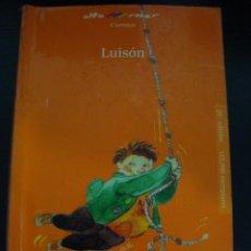Libros de segunda mano: LUISON. ALFREDO GOMEZ CERDA. BRUÑO. . Lote 56680041