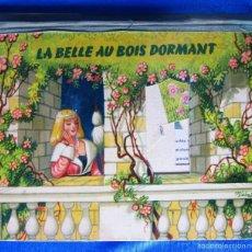 Libros de segunda mano: LA BELLE AU BOIS DORMANT. LA BELLA DURMIENTE. DIORAMAS. KUBASTA. DEL DUCA, PARÍS. ARTIA, PRAGE, 1959. Lote 56818718