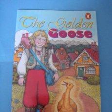 Libros de segunda mano: LIBRO. THE GOLDEN GOOSE. CUENTO EN INGLÉS. PENGUIN YOUNG BOOK. NUEVO. Lote 56971962