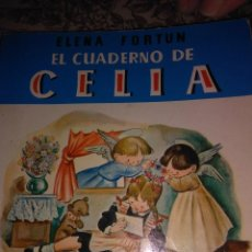 Libros de segunda mano: EL CUADERNO DE CELIA- PRIMERA COMUNION. Lote 56973672