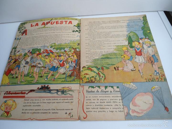 Libros de segunda mano: MARI-PEPA EN EL PAIS DE LA NIEBLA - MARIA CLARET & EMILIA COTARELO - PORTADAS COMPLETAS - Foto 5 - 56553884