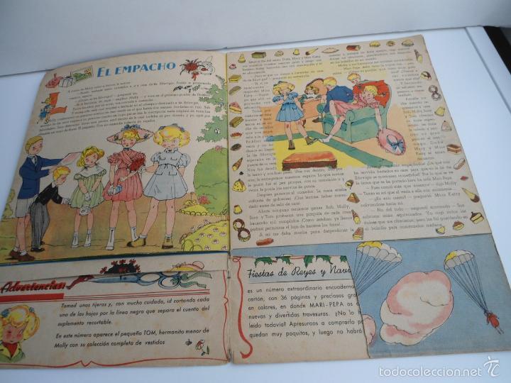 Libros de segunda mano: MARI-PEPA EN EL PAIS DE LA NIEBLA - MARIA CLARET & EMILIA COTARELO - PORTADAS COMPLETAS - Foto 6 - 56553884