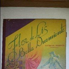 Libros de segunda mano: FLOR DE LIS LA BELLA DURMIENTE - ILUSTRACION DIORAMICA. Lote 52768318