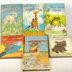 Libros de segunda mano: 7568 - EDITORIAL MOLINO. 7 TOMOS(VER DESCRIP). VV. AA. 1963-1973.. Lote 57099477