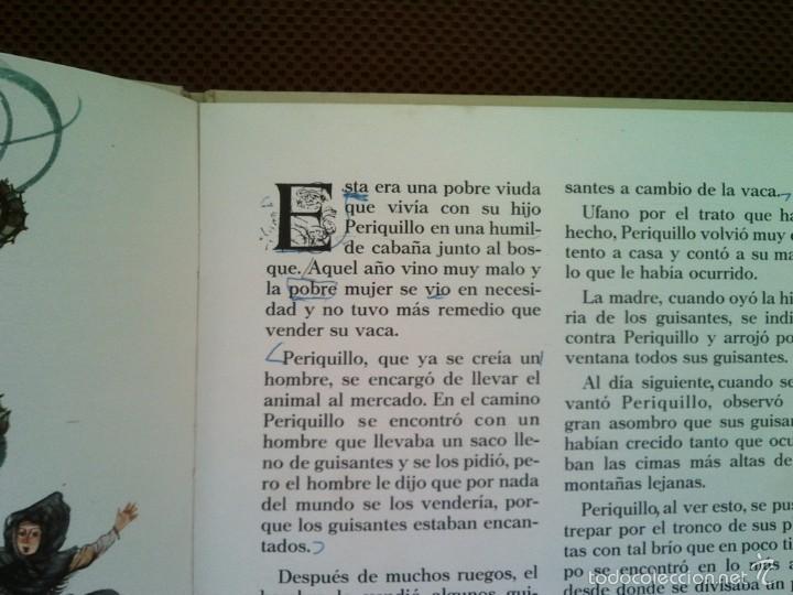 Libros de segunda mano: LIBRO CUENTOS BLANCANIEVES COLECCION RUBI 1970 29X22 CMS 450 GRS - Foto 3 - 57219363