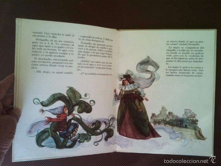 Libros de segunda mano: LIBRO CUENTOS BLANCANIEVES COLECCION RUBI 1970 29X22 CMS 450 GRS - Foto 4 - 57219363