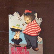 Libros de segunda mano: CUENTO INFANTIL. EL OSITO MARINERO.CUENTOS TORAY. 1963. Lote 57276380