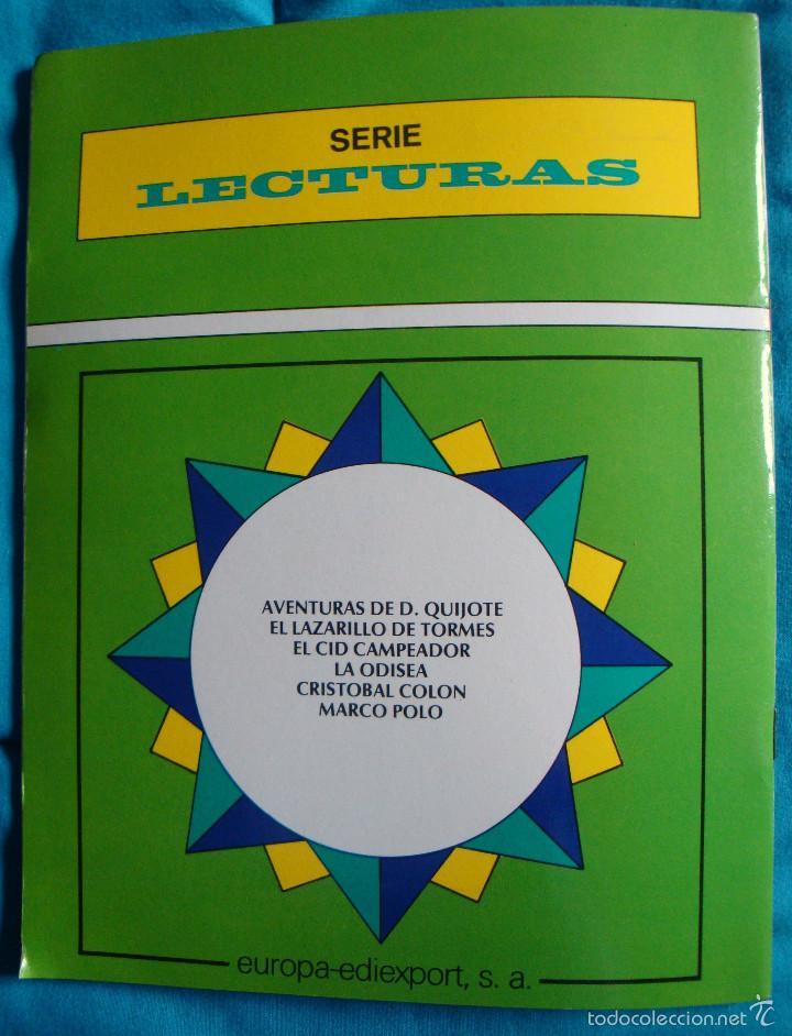 Libros de segunda mano: Cuento Cristobal Colon el descubrimiento de América serie lecturas europa-ediexport 1982 nuevo - Foto 2 - 57298383