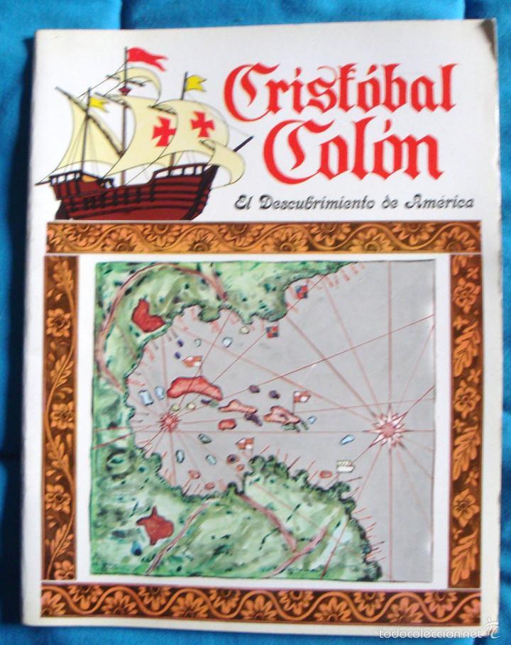 Libros de segunda mano: Cuento Cristobal Colon el descubrimiento de América serie lecturas europa-ediexport 1982 nuevo - Foto 4 - 57298383