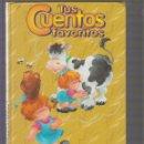 Libros de segunda mano: TUS CUENTOS FAVORITOS, LOS 7 CABRITILLOS Y EL LOBO, LA SIRENITA LA LECHERA -ED. AÑO 1996. Lote 57305743
