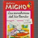 Libros de segunda mano: LECTURAS MICHO Nº 8 LAS ZANAHORIAS DEL TIO BENITO -ED. BRUÑO 1991. Lote 57305865