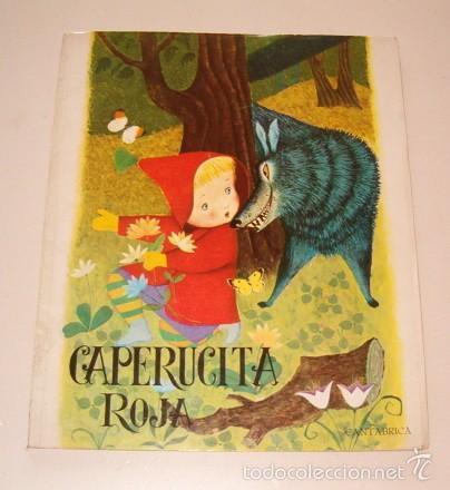 CHARLES PERRAULT. CAPERUCITA ROJA. RM75208. (Libros de Segunda Mano - Literatura Infantil y Juvenil - Cuentos)