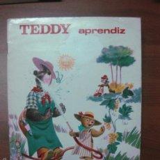 Libros de segunda mano: TEDDY APRENDIZ. CUENTOS FHER 1968.. Lote 152496658