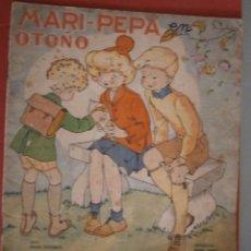 Libros de segunda mano - Mari-Pepa en Otoño. Emilia Cotarelo - 57533350