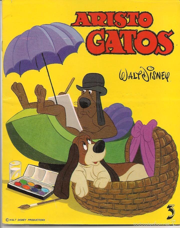 aristo gatos. walt disney. libro para colorear. - Comprar Libros de ...