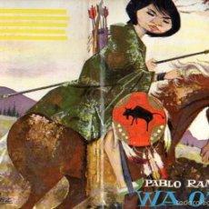 Libros de segunda mano: PABLO RAMÍREZ : WA OKA (MOLINO, 1959). Lote 57749804