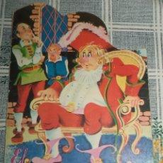 Libros de segunda mano: EL TRAJE NUEVO DEL EMPERADOR TROQUELADO ED. MAISAL N.º 17 . Lote 57754289