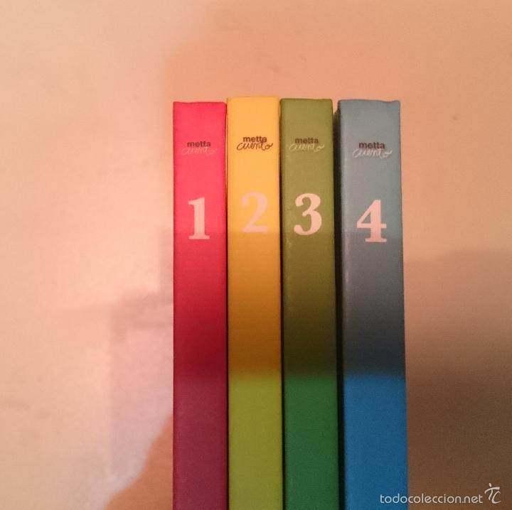 Libros de segunda mano: Mettacuentos - cuentos para explicar la vida - 4 volumenes - Foto 2 - 57980528