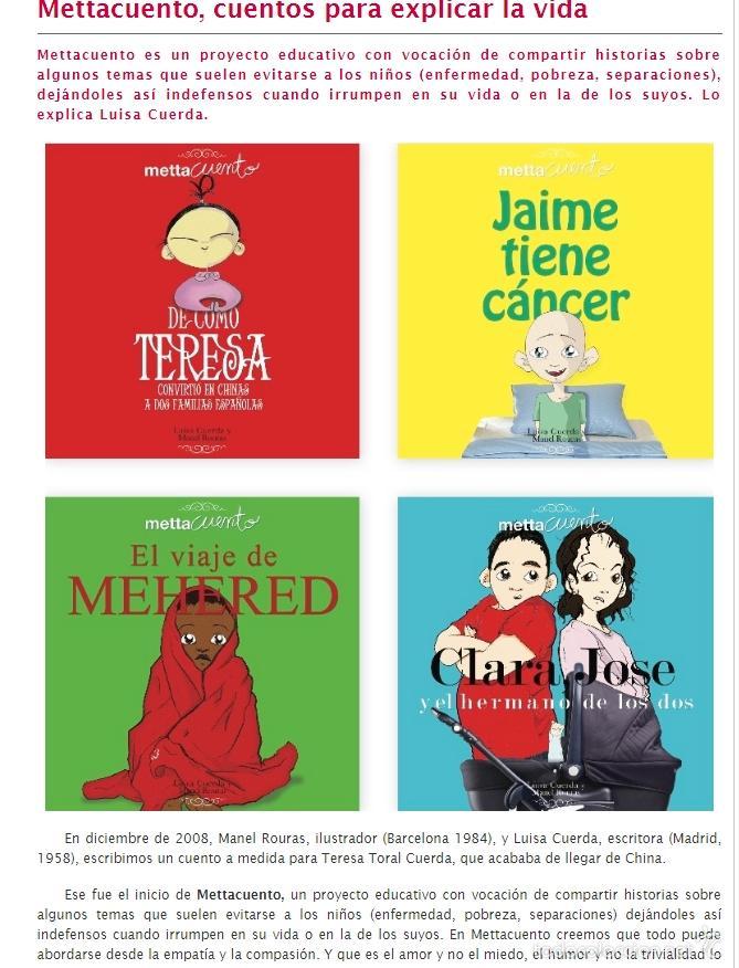 Libros de segunda mano: Mettacuentos - cuentos para explicar la vida - 4 volumenes - Foto 10 - 57980528